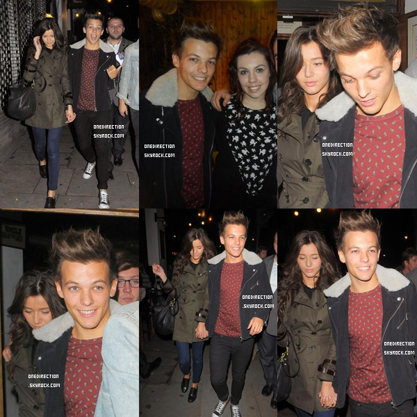 03/10 : Louis et Eleanor  Londres.